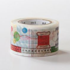 Japanese Washi Tape  New mt 2013 F/W Collection by WashiTapeManiac, $6.50