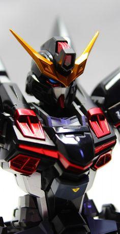 GUNDAM GUY: MG 1/100 Blitz Gundam ver. 普 - Painted Build