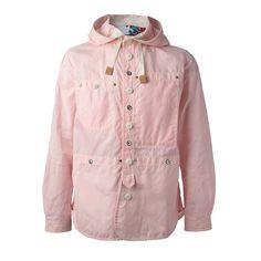 JUNYA WATANABE COMME DES GARCONS Hooded Shirt Jacket