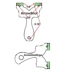 Bill hays The ArrowShot and ArrowShot Ergo - Templates