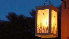 Grass Shade Lantern