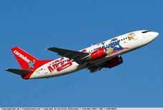 Photo Corendon Airlines Boeing 737-3Q8 TC-TJB