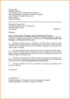 Example Of Cover Letter Government Grant  Find Grant Money At