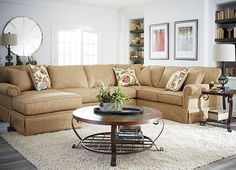 Morgan, Living Rooms | Havertys Furniture