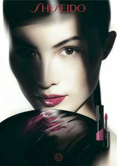 Sui He for Shiseido S/S 2014 Makeup Collection