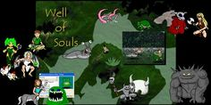 Well of Souls is Synthetic Reality's FREE multi-player online Role Playing Game, where players hop from server to server fighting monsters, solving quests, and levelling their characters.