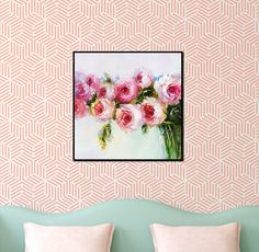 Online Art Gallery, Mockup, Flora, Tapestry, Frame, Home Decor, Modern Art Paintings, Contemporary Art, Hanging Tapestry