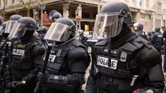If Cops Understood Crowd Psychology, They'd Tone Down The Riot Gear   Co.Design   business + design
