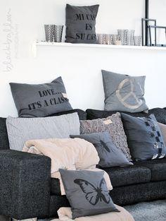 grey tones ♥ de 1 is nog mooier dan de ander..prachtig bij blank eike hout