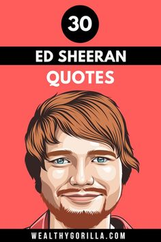 View this collection of the best Ed Sheeran quotes. Ed Sheeran is a world famous singer, who actually grew up in the same village as I did. Very inspiring! Ed sheeran quotes always inspire us to do good. Happiness quotes and mindset quotes is what you'll Famous Quotes From Literature, Famous Quotes From Songs, Funny Famous Quotes, Famous Quotes About Success, Success Quotes, Musician Quotes, Rapper Quotes, Inspirational Quotes Pictures, Motivational Quotes For Life
