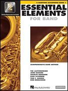 Essential Elements for Band - Eb Baritone Saxophone Book 1 with EEi (Softcover Media Online)