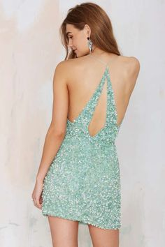 MLV Mira Sequin Dress - Going Out