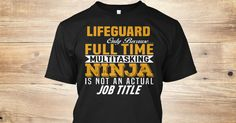 Lifeguard Only Because Full Time Multitasking NINJA Is Not An Actual Job Title. If You Proud Your Job, This Shirt Makes A Great Gift For You And Your Family. Ugly Sweater Lifeguard, Xmas Lifeguard Shirts, Lifeguard Xmas T Shirts, Lifeguard Job Shirts, Lifeguard Tees, Lifeguard Hoodies, Lifeguard Ugly Sweaters, Lifeguard Long Sleeve, Lifeguard Funny Shirts, Lifeguard Mama, Lifeguard Boyfriend, Lifeguard Girl, Lifeguard Guy, Lifeguard Lovers, Lifeguard Papa, Lifeguard Dad, Lifeguard Daddy…