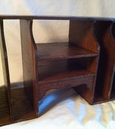 Vintage Wood Desk Cubby Insert on Etsy, $38.00