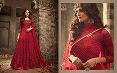long gown for wedding reception womens wear indian embroidered net heavy dresses Long Anarkali, Anarkali Gown, Lehenga, Anarkali Suits, Heavy Dresses, Trendy Dresses, Salwar Kameez, Kurti, Long Gown For Wedding