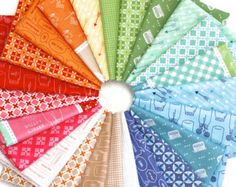 Fat Quarter Bundle: Modern Mini's by Lori Holt for Riley Blake Fabrics - Complete Collection