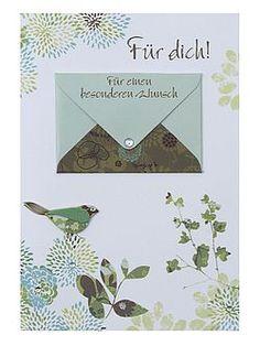 Geburtstagskarte für Geldgeschenke
