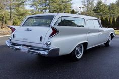 1961 Chrysler Newport Town and Country