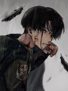 Levi Ackerman - Attack on Titan - Image - Zerochan Anime Image Board Attack On Titan Tattoo, Attack On Titan Costume, Attack On Titan Season, Attack On Titan Fanart, Attack On Titan Funny, Attack On Titan Ships, Attack Titan, Levi Fanart, Atack Ao Titan