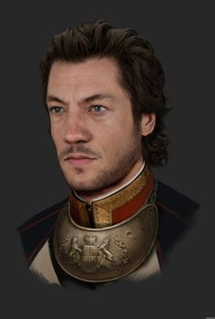 Male character; noble background (The Order 1886)