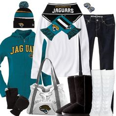 Jacksonville Jaguars Winter Fashion