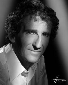 Alain Prost by Studio Harcourt Paris