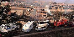 11 policías murieron y 78 personas, entre ellos tres civiles, resultaron heridos