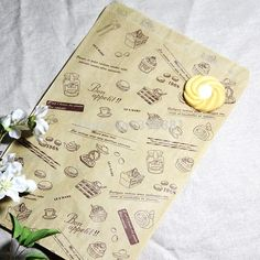 21e les 100 p.   Brown papier Kraft sacs, Sacs de nourriture, Emballage cadeau sacs 100 pcs/lote dans Sacs d'emballage de Industrie & affaires sur AliExpress.com | Alibaba Group