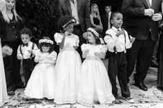 Dama de honra e pajem do casamento de Suellen e Eduardo, publicado no Euamocasamento.com. As fotos são de  Georgeana Godinho Fotografia. #euamocasamento #NoivasRio #Casabemcomvocê