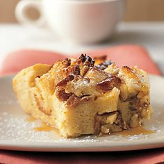 """I had this at a friend's brunch last Saturday! Y-U-M!!!  They used nonfat milk and fat-free 1/2 & 1/2 so it is even """"lighter"""" than the recipe!"""