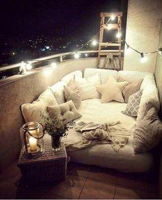 Balconybed