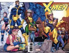 Tagged with comics, marvel, xmen; Astonishing X-Men 001 - covers Marvel Comics Art, Marvel Heroes, Marvel Characters, Captain Marvel, Marvel Wolverine, Marvel Movies, Jack Kirby, Jean Grey, Comic Book Artists