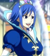 Juvia Lockser- a 17-year-old wizard introduced as the sole female member of the Element 4, an elite team of wizards from the Phantom Lord guild who each use a form of magic related to one of the four classical elements. ♥