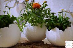 Gastbeitrag | Osterdeko: Eierschalen aus Gips - The inspiring life