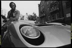 Miles Davis, Lamborghini Miura