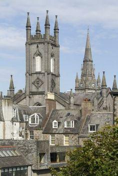 ~ Aberdeen in summer ~ Scotland ~ UK ~