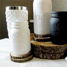 love mason jars.