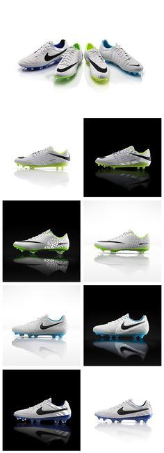 "The reflective Nike ""Flash Pack"". Cheap Football Cleats, Best Soccer Cleats, Girls Soccer Cleats, Soccer Pro, Nike Cleats, Soccer Gear, Soccer Boots, Soccer Equipment, Football Shoes"