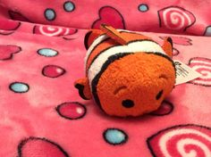 Here's Nemo! (Even though it's not Finding Nemo)! Tsum Tsums, Disney Tsum Tsum, Finding Nemo