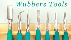 Wubbers Jewelry Making Tools