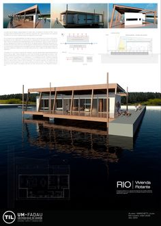 RIO -  Vivienda Flotante - TIL 2014