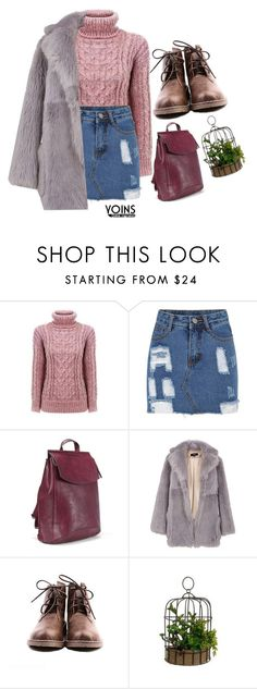 """#YOINS"" by credentovideos ❤ liked on Polyvore featuring TIBI, women's clothing, women's fashion, women, female, woman, misses and juniors"