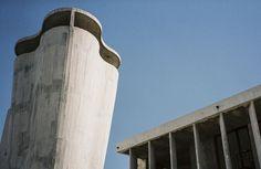 Unité d'Habitation Marseille / Le Corbusier | Julien Boudet | Bleu Mode | http://bleumode.com