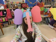 elephant headband craft