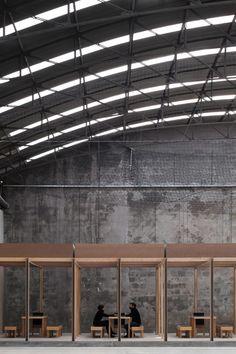 COMOCO arquitectos, Fernando Guerra / FG+SG · N10-II Sports Facility. Coimbra, Portugal