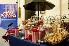 Mary Poppins birthday party.For the girls {or me}.