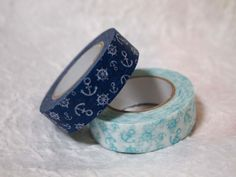 masking tape 2 rolls (anchor). $8.00, via Etsy.