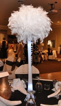 "14"" Feather Kissing Ball, Feather Ball, Feather Pomander, chandelle,centerpiece, ribbon ,choice of color"