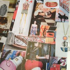 Interiors, fashion and jewelry vibe board. Xk #kellywearstler Instagrams