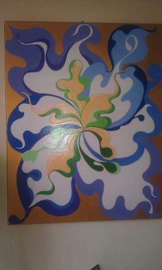 """Моя картина.Серия """"Цветы"""""""